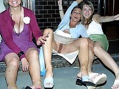 Upskirt Pussy and Upskirt No Panties! MEMBERS AREA