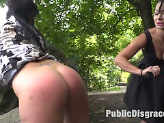 Naomi is a brand new pain slut from Budapest who has never been naked in public before. Steve...
