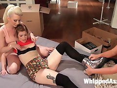 While helping Ella move into her new apartment, Cherry and Phoenix discover a box full of her...