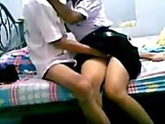 thai high school fuck with her boy friend