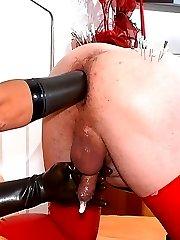 Painhorny in rubber
