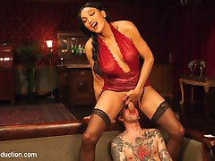 The gorgeous Yasmin Lee knows exactly what to do with the riff raff that gets sent her way. All...