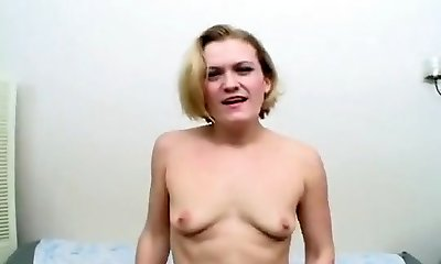 Sexy cigarette smoker in seductive erotic outfit rides cock and gets fucked in the ass