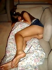 Homemade pictures of sexy girlfriends having sex