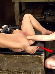 Young Mandy Muse may leave Aidens dungeon a shaking pile of sweat and cum but when she enters,...