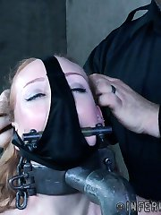 Katy Kiss looks really cute when she comes into our dungeon all dolled up. O.T. likes that. What...
