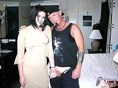 Homemade Amateur Suck 'N Fuck Underground Hardcore Creampie Porn Shoot