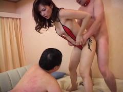 naked men in pain femdom