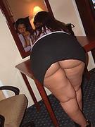 Round Fat Ass