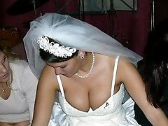 Images of Sexy Bride Exposed