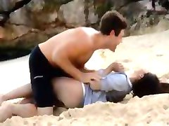 obscenely hot lovers sex on the beach