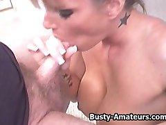 Titfuck porn