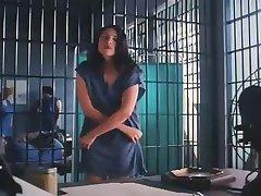 Strip in women prison
