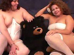 Leola (BBW) & Jackie (Latina BBW)