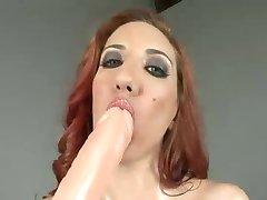 Redhead's fetish