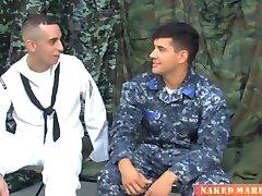 Str8 Navy BJ