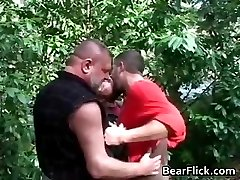 Gay bears having sex in the cabin part6