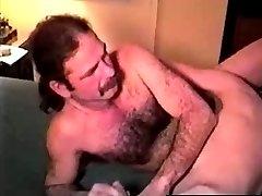 Mature straight bears butt fingering