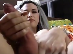 You want to suck my big cock?