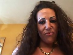 Mature With Too Much Make-Up! 63.SMYT
