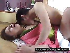 Brutal Japanese teen Japanese daughter Violation