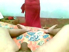 egyptian prostitute filmed at home