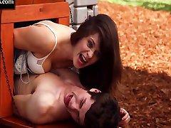 Zooey Deschanel Funny Sex Scene in New Girl