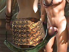 Anime Sexual Gladiator