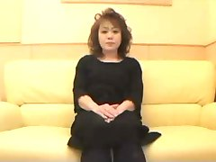 50yr old Hairy Japanese Granny Creamed (Uncensored)
