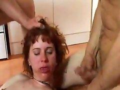 German mom fucked brutally