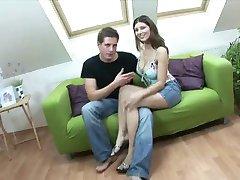 Real Euro Couple Hot Sex