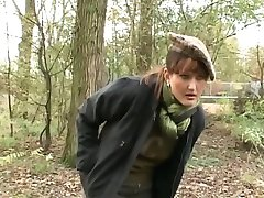 Waldspaziergang - german