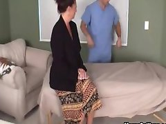 son massage mother and fucking.... so hot