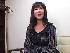 52yr old Granny Yoshiko Saito Loves Creampies (Uncensored)