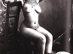 Vintage ethnic nude girls
