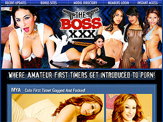 The Boss XXX