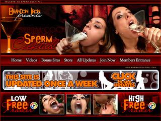 Sperm compilation streaming