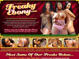 Freaky Ebony