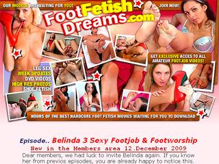 Footfetish Dreams