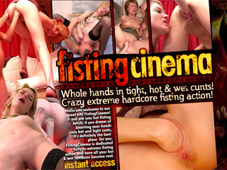 extreme fisting action