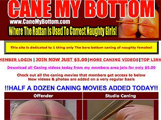 Cane My Bottom