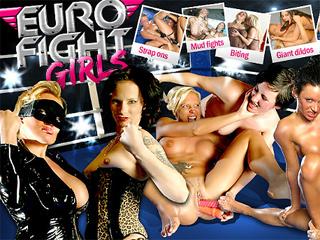 Euro Fight Girls