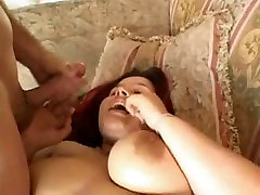 Horny Fat BBW Latina getting fucked and getting cum
