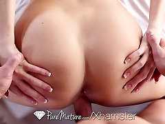 PureMature - Milf Nikki Daniels opens her pussy for big cock