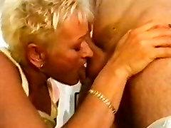 Christine - Hot Mature British Granny Fucking Young Guys