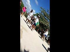 Teen Ass in Mexico