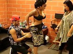 K. Michelle Boobs & Ass in video