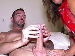 sexy milf latina first DP
