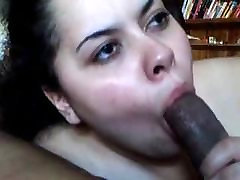 Amateur BBW loves Black Cock