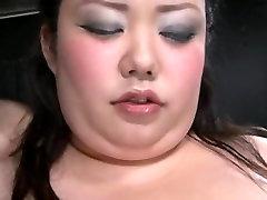 Japanese SSBBW sperm derleme fisted & toyed Juria